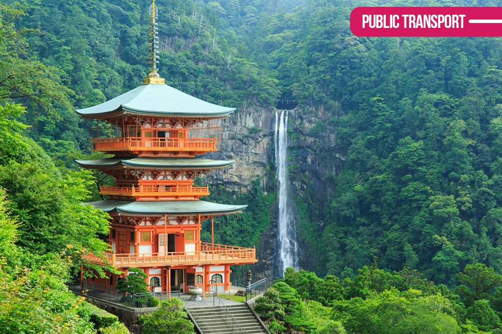 Private Trip Japan Amazing Golden Route 7D6N Public Transport (BJJ1003JP)