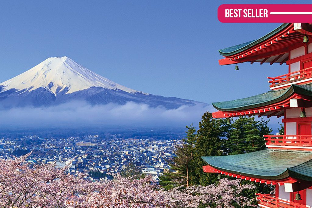 Private Trip Japan Summer Holiday 10D9N (BJJ1001JP)